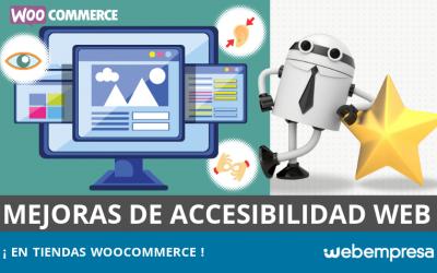 Cómo mejorar la accesibilidad en tiendas online WooCommerce