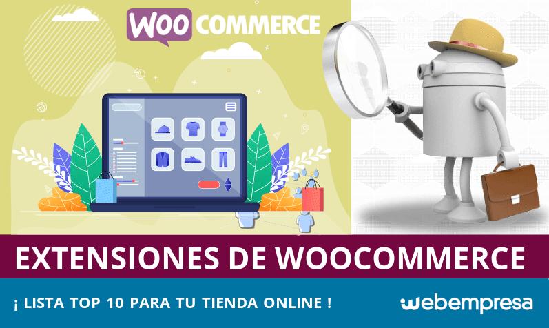 10 extensiones de WooCommerce potentes para nuevas tiendas