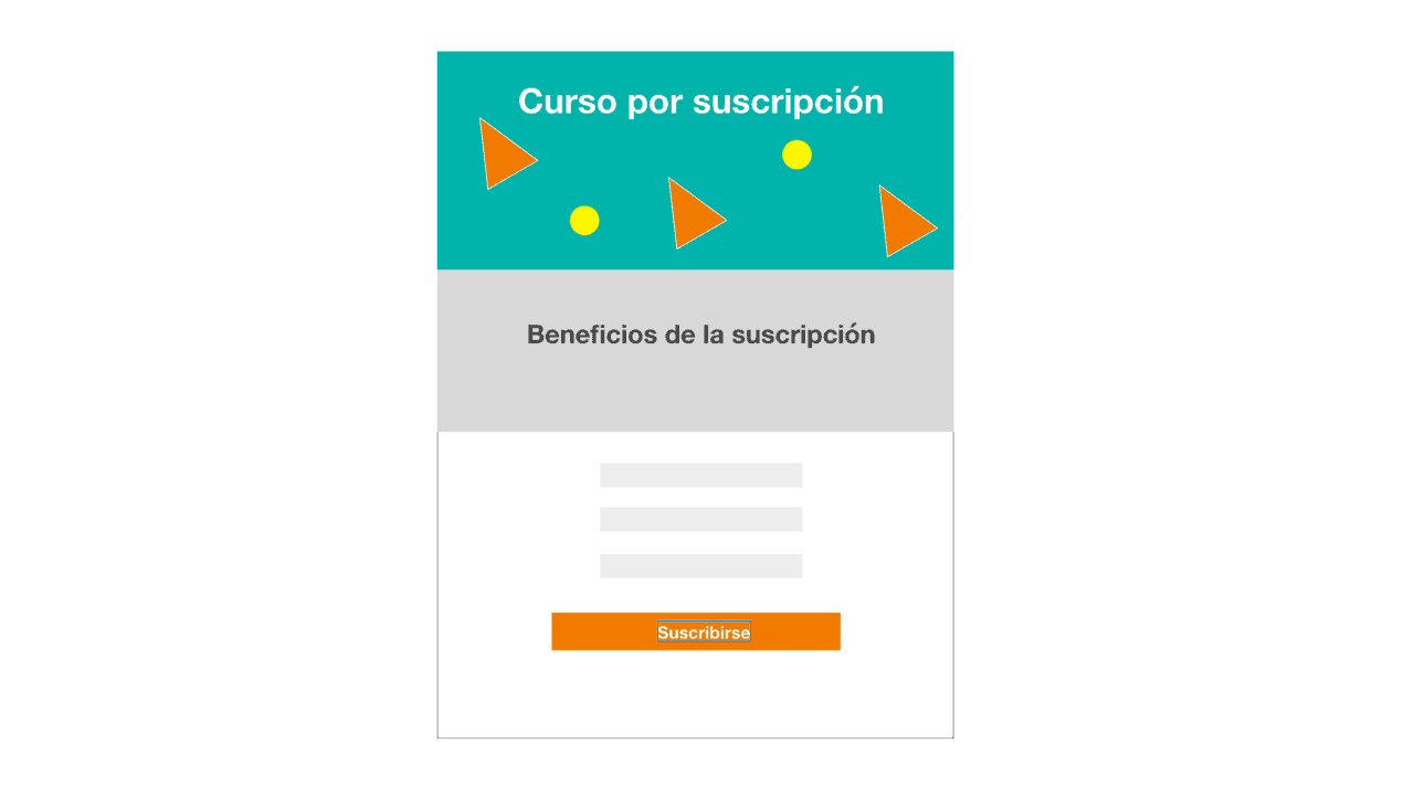 Optimizar landing pages de eCommerce: CTA bien indicado