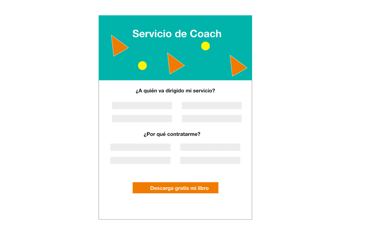Optimizar landing pages de eCommerce: buen copy