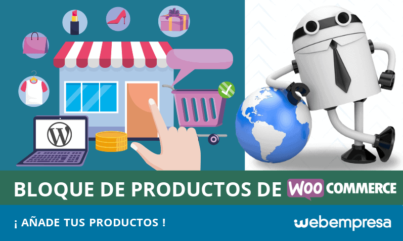 Bloque de Productos de WooCommerce