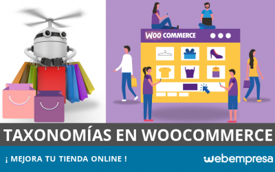 Taxonomías en WooCommerce: cómo mejorar tu tienda online
