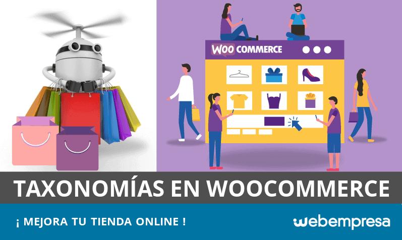 Cómo mejorar tu tienda con taxonomías en WooCommerce