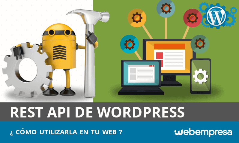 REST API de WordPress: qué es y cómo usarla en tu web
