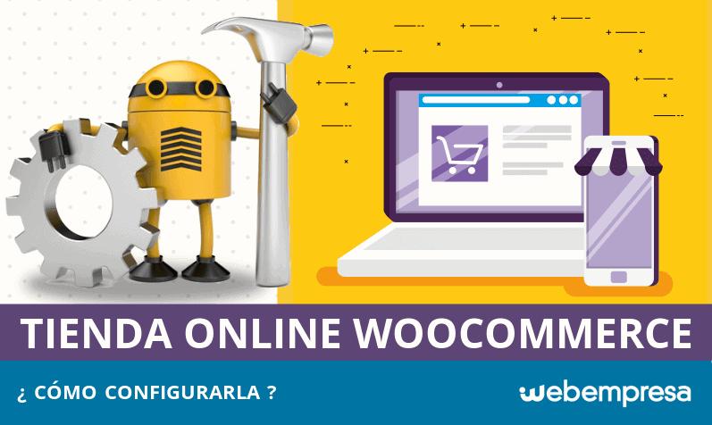 Cómo configurar una tienda online WooCommerce