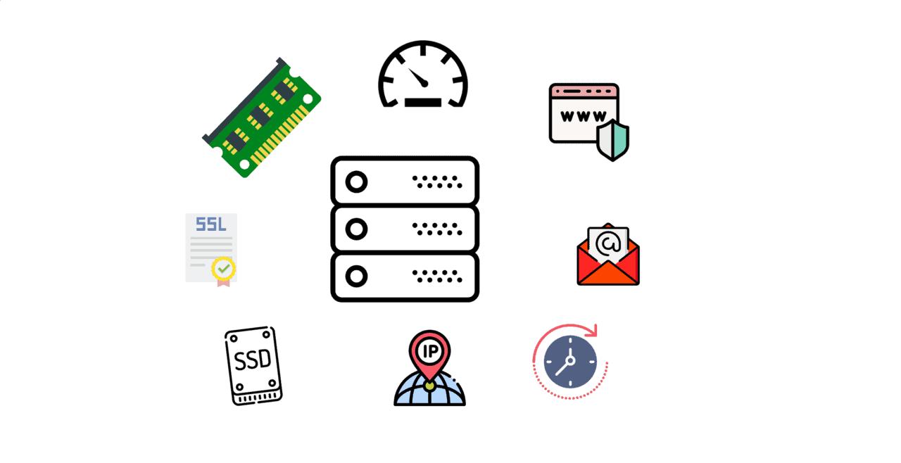 Entendiendo conceptos técnicos de hosting