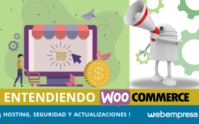 Hosting, seguridad y actualizaciones para WooCommerce