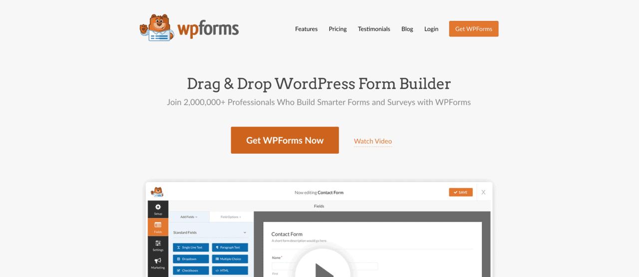 Recuperar formularios abandonados en WP Forms