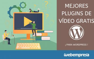 Los mejores plugins de vídeo gratuitos para WordPress