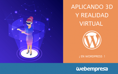 Aplicando 3D y Realidad Virtual a WordPress