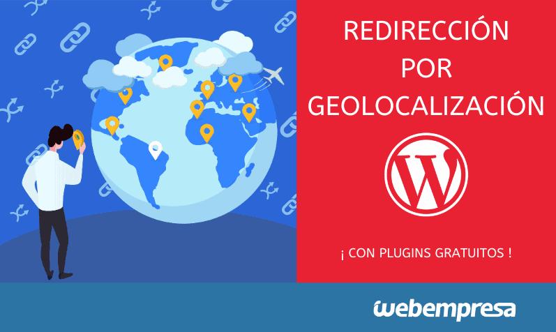 Redirección por geolocalización