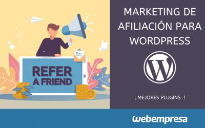 Marketing de afiliados para WordPress (Mejores plugins)
