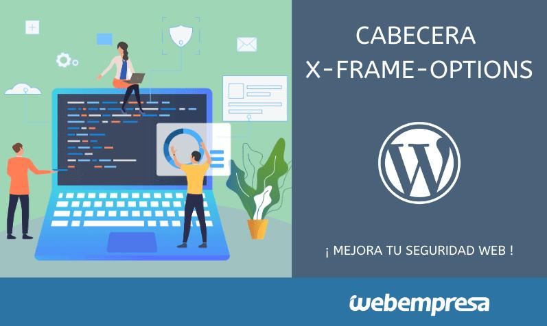 Cabecera X-Frame-Options
