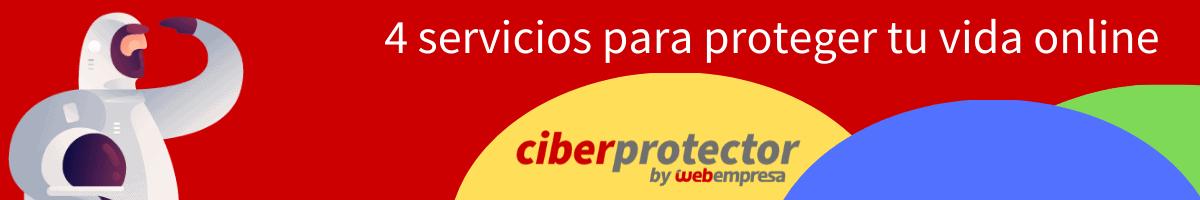 CiberProtector Gestor e Contraseñas