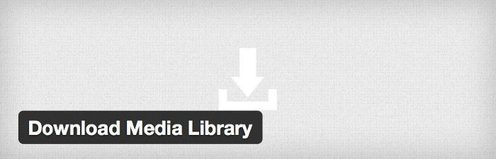 Download Media Library