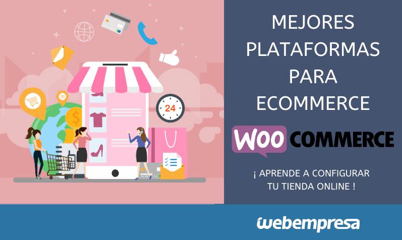 Mejores plataformas para eCommerce