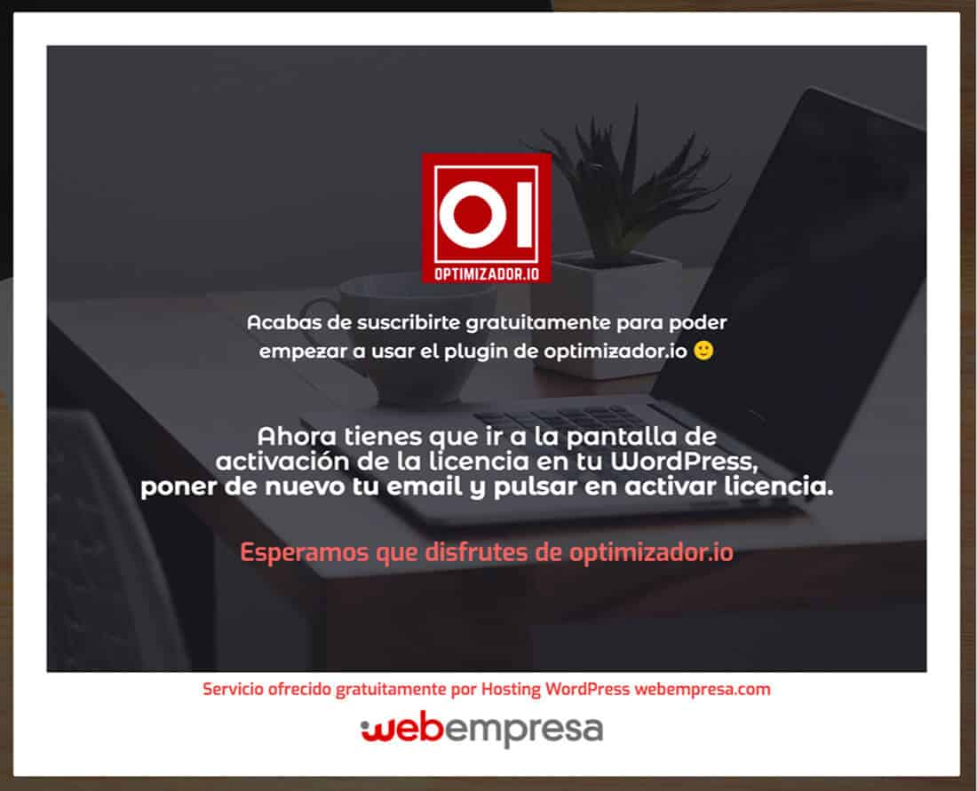 Optimizar Imágenes WordPress