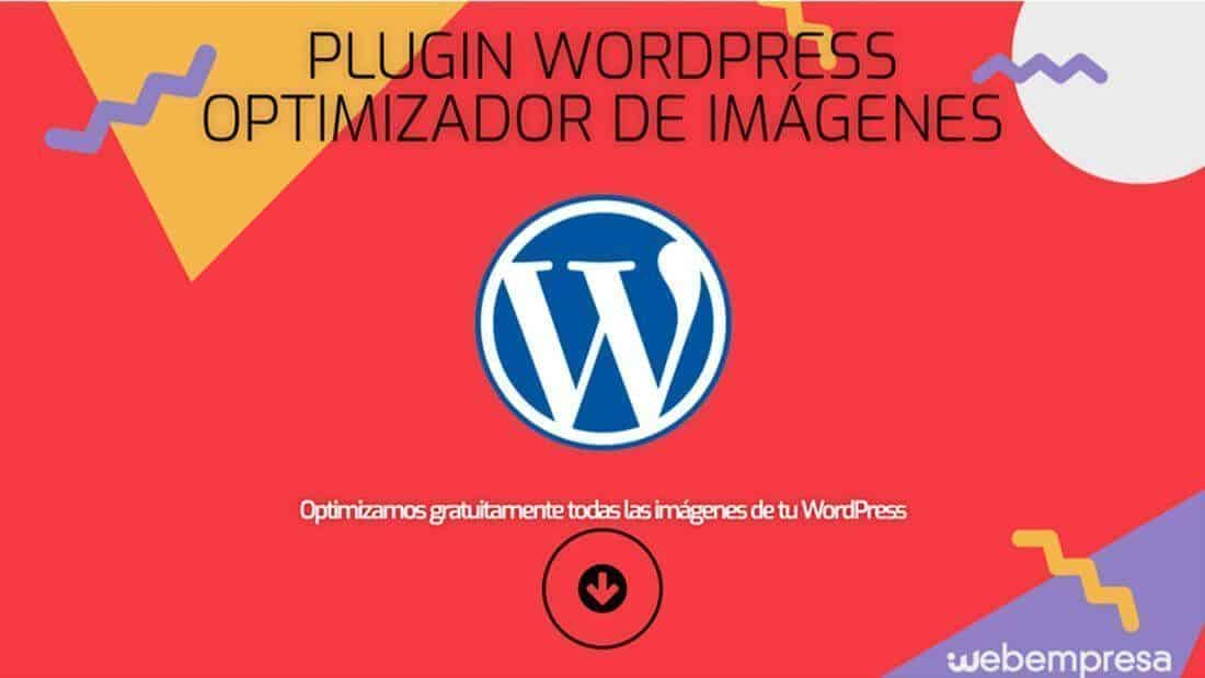 plugin optimizar imagenes webempresa