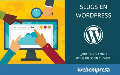 Slugs en WordPress, ¿qué son y cómo utilizarlos en tu web?