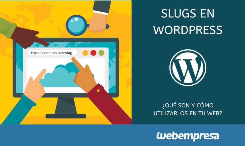 Slugs en WordPress