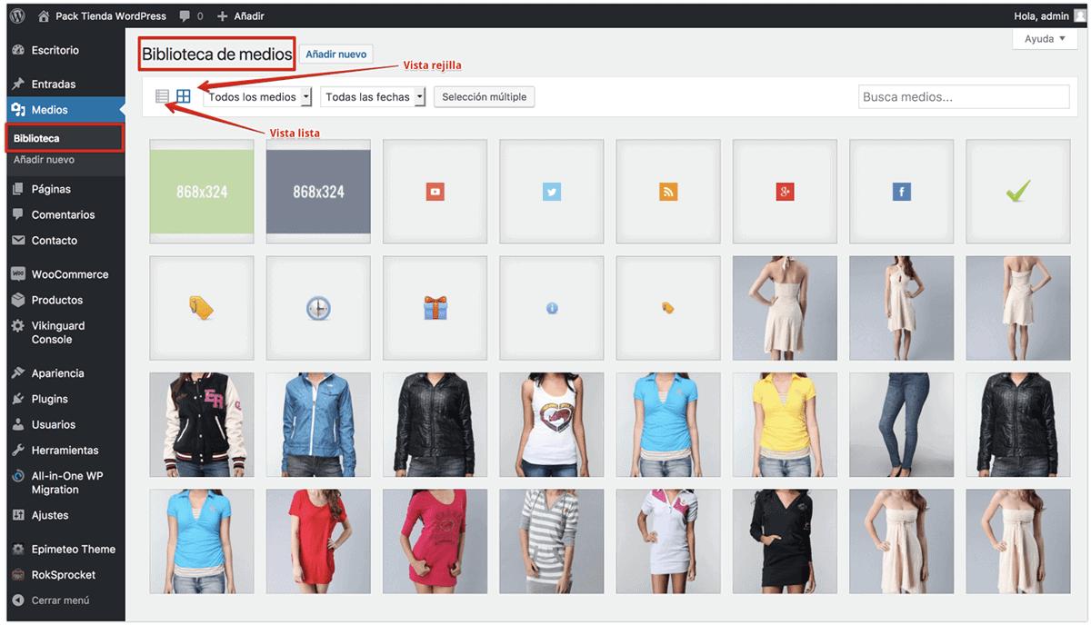 Tamaños De Imágenes En Wordpress Configúralos Correctamente Webempresa
