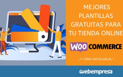 Mejores 28 Plantillas para WooCommerce Gratis
