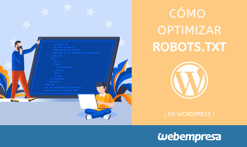 Cómo optimizar robot.txt en WordPress