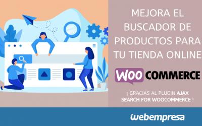 Buscador de productos con Ajax para WooCommerce