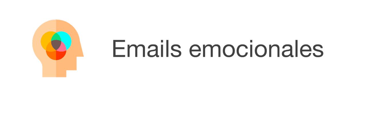 Emails emocionales