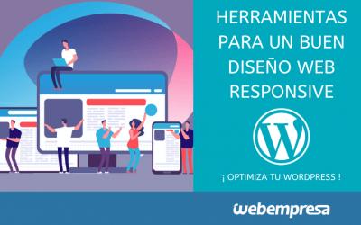 Herramientas para un buen diseño Web Responsive