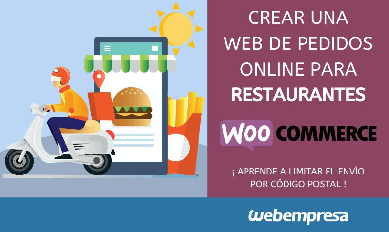 Cómo crear una web online para restaurantes