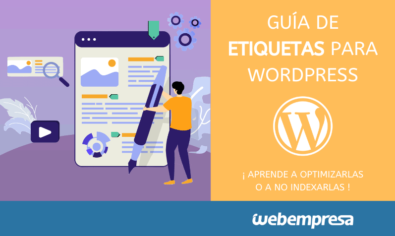 Guía de etiquetas para WordPress