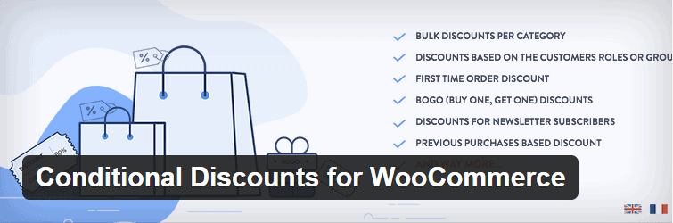 Plugin Conditional Discounts for WooCommerce
