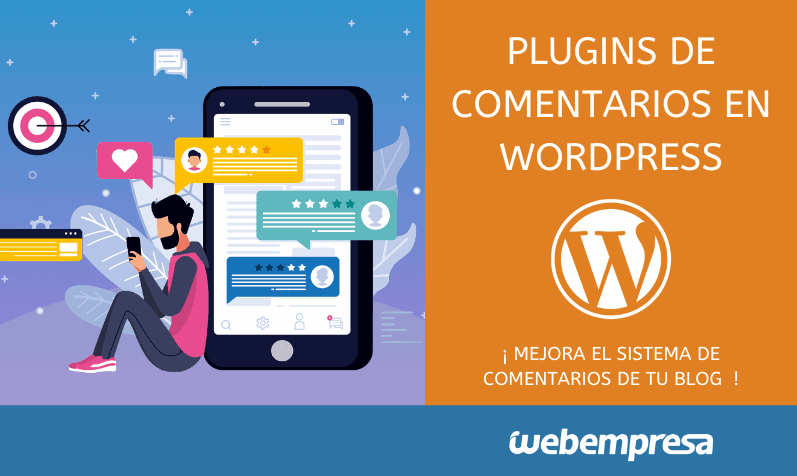 Plugins de comentarios en WordPress