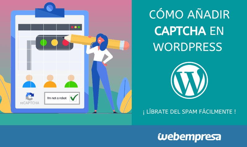 Captcha en WordPress