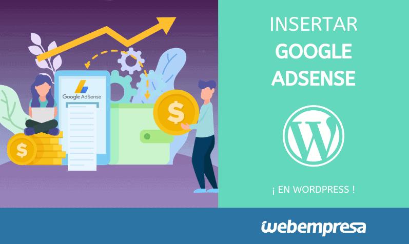 Insertar Google Adsense en WordPress