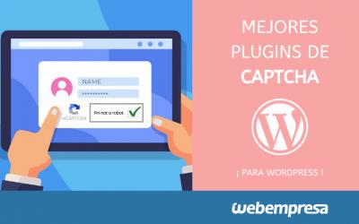 Mejores plugins de Captcha en WordPress
