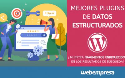 7 mejores plugins de datos estructurados Schema para WordPress