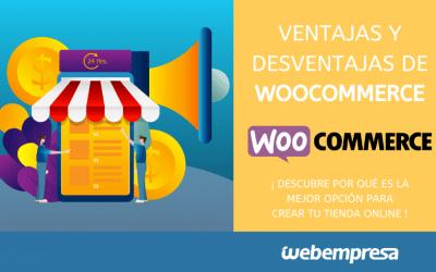 WooCommerce: Ventajas y Desventajas