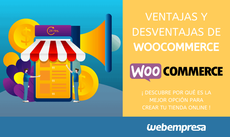 Ventajas y desventajas de WooCommerce