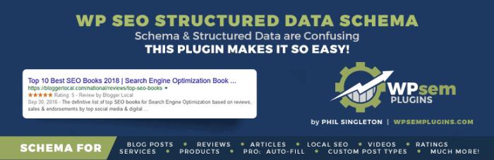 PLUGIN WP SEO Structured Data Schema