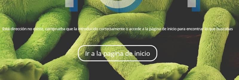 Ejemplo botón página 404