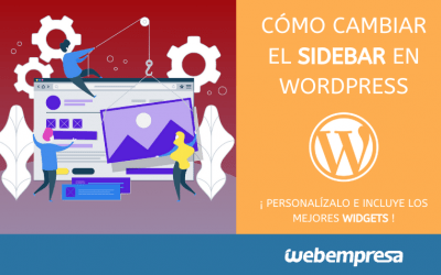 Qué es un Sidebar o barra lateral de WordPress