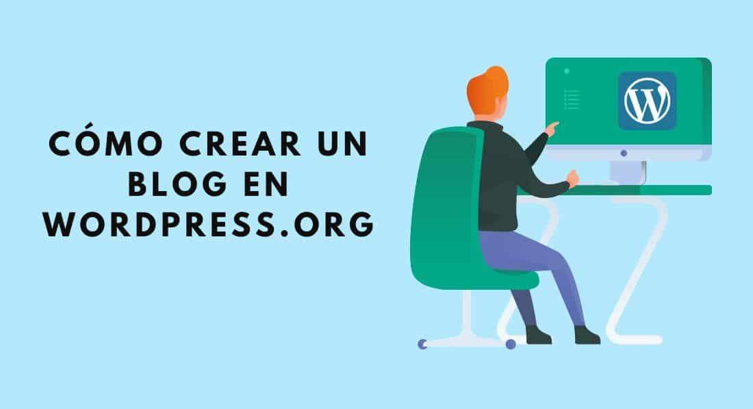 Crear un blog con WordPress.org