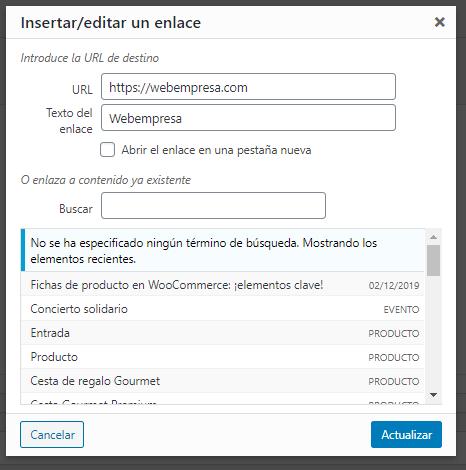 Plugin External Links