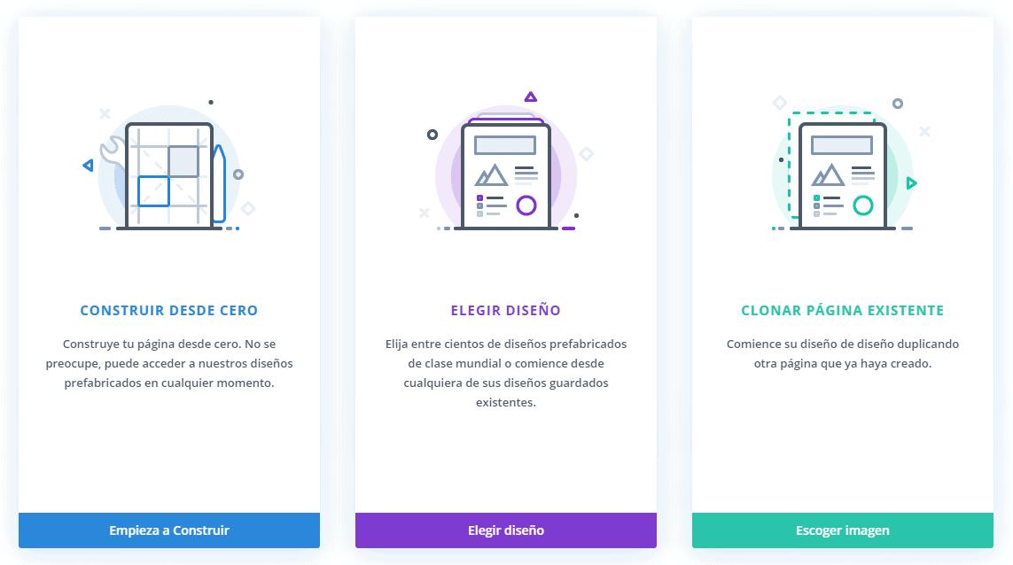 Crear plantilla para post en Divi personalizadas