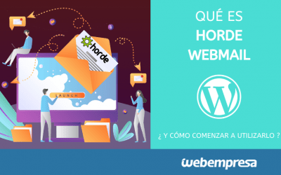 Qué es Horde Webmail y cómo comenzar a utilizarlo