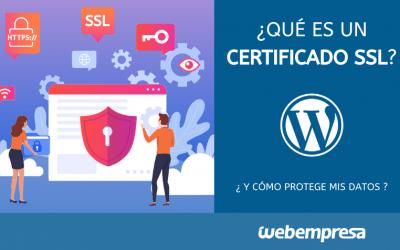 Qué es un certificado SSL y cómo protege mis datos