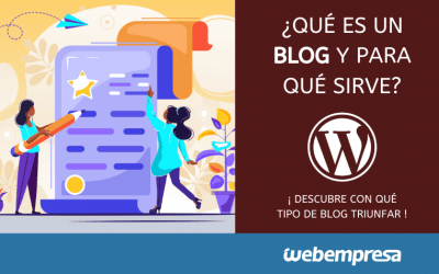 ¿Qué es un blog y para que sirve?