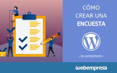 Como crear una encuesta en WordPress